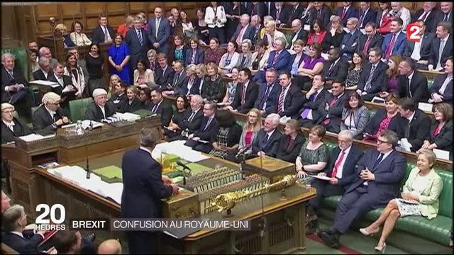 Brexit : la classe politique britannique déboussolée