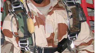 Portrait du sergent-chef Thomas Dupuy, mort le 29 octobre 2014 au Mali,publié par l'Armée de l'air. (ARMEE DE L'AIR)