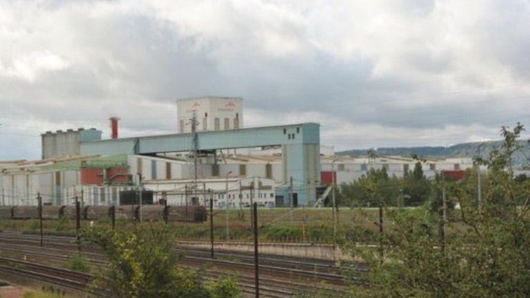 Le site ArcelorMittal de Florange (Moselle), le 3 octobre 2011. (CITIZENSIDE.COM)