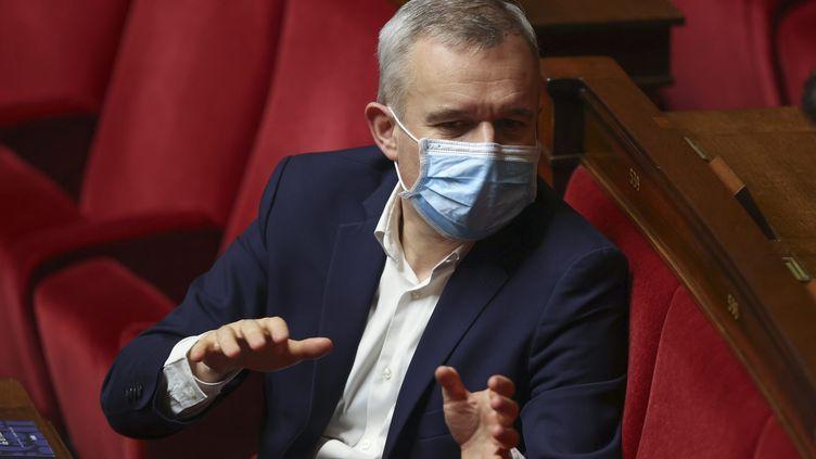 François de Rugy, en novembre 2020. (SEBASTIEN MUYLAERT / MAXPPP)