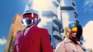 Daft Punk.  (Droits réservés)