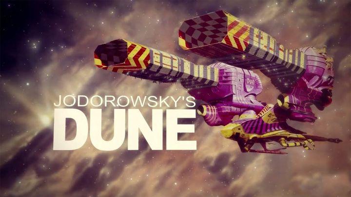 """Première de couverture de Christopher Foss du storyboard de """"Dune"""" d'Alexandro Jodorowsky (1975), dans le documentaire """"Josdorowsky's Dune"""" de Frank Pavich (2016). (BLAQ OUT)"""