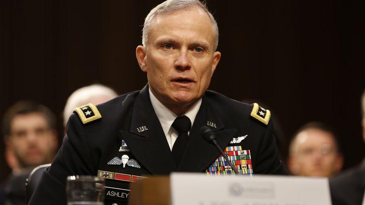 Le directeur del'Agence de renseignement militaire américaine Robert Ashley, le 29 janvier 2019, à Washington DC. (MARTIN H. SIMON / AFP)