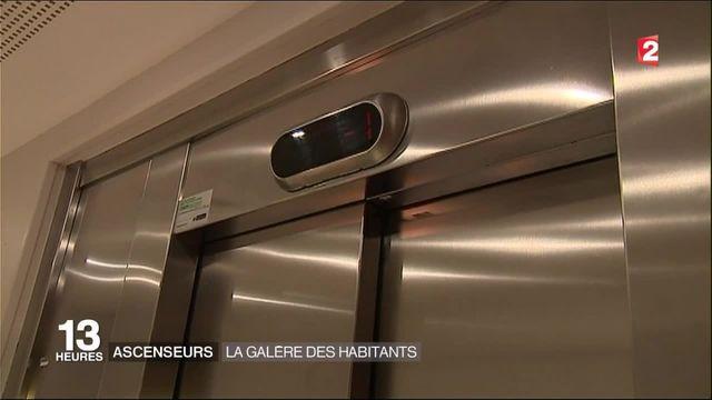 Logement : la galère des ascenseurs