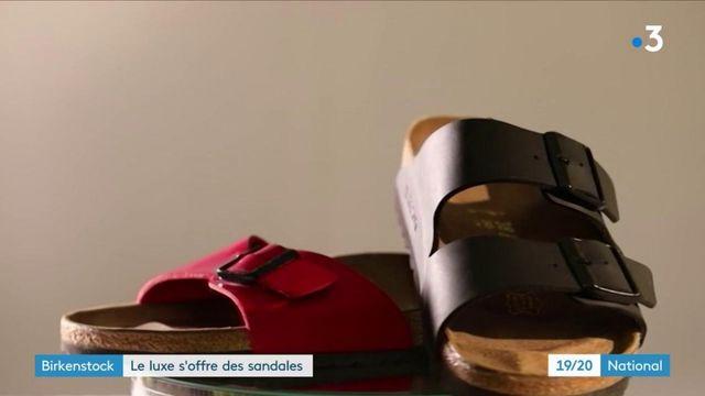 Mode : le géant du luxe LVMH s'offre la mythique sandale allemande Birkenstock