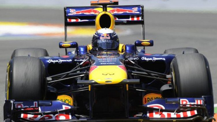 Sebastian Vettel (Red Bull-Renault)