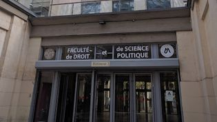 Lafaculté de droit de Montpellier (Hérault). (CAPTURE D'ÉCRAN GOOGLE)
