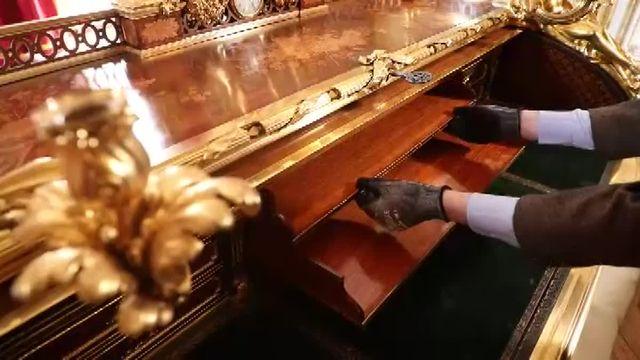 Bureau de Louis XV Version 2