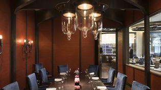 """Le restaurant """"Dinner"""" du célèbre chef britannique Heston Blumenthal est auréolé de deux étoiles au guide Michelin. (VIEW PICTURES / UNIVERSAL IMAGES GROUP EDITORIAL / GETTY IMAGES)"""