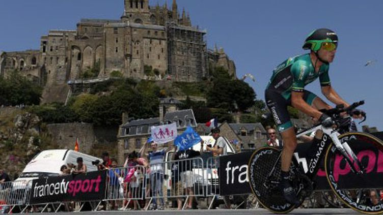 Thomas Voeckler (Europcar) (JEFF PACHOUD / AFP)