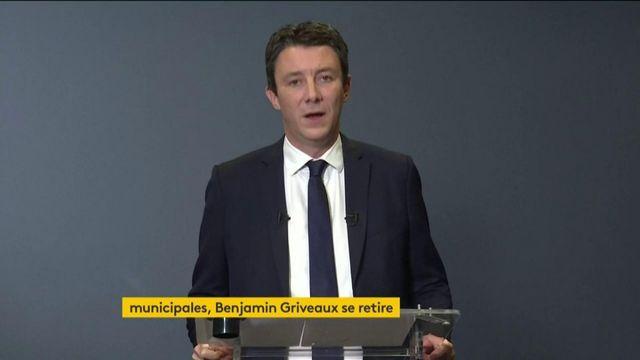 Municipales : Benjamin Griveaux retire sa candidature à la mairie de Paris