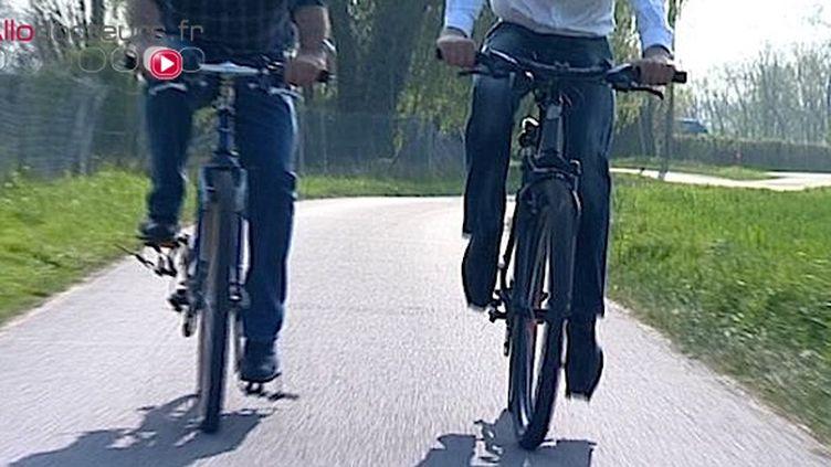 Le vélo, efficace pour stimuler l'immunité après la cinquantaine !