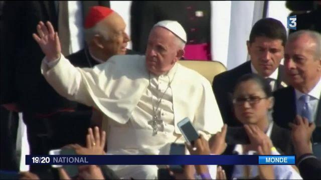 Le pape François poursuit son voyage au Mexique