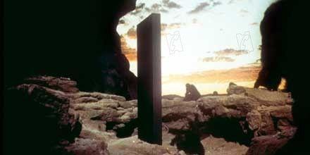 """""""2001 : l'Odyssée de l'espace"""" de Staney Kubrick  (2017 WARNER BROS. ENTERTAINMENT INC. )"""