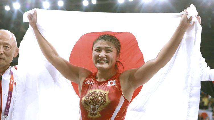 Nouveau titre mondial pour Kaori Icho (DAISUKE TOMITA / YOMIURI)