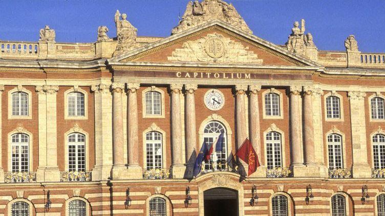 Toulouse : le Capitole  (Nicolas Thibaut / Photononstop)