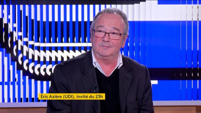 """Réforme des retraites : """"La véritable phase de négociation s'ouvre"""", estime Éric Azière (UDI-MoDem)"""