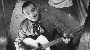 Django Reinhardt dans les années 40  (Lido / Sipa)