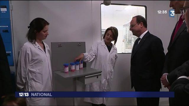 François Hollande défend sa politique et la loi Travail