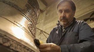 Les cloches du Vatican, un savoir-faire vieux de 1 000 ans. (France 2)