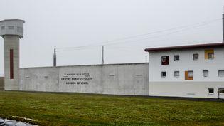 Le centre pénitentiaire de Vendin-le-Vieil (Pas-de-Calais). (DENIS CHARLET / AFP)