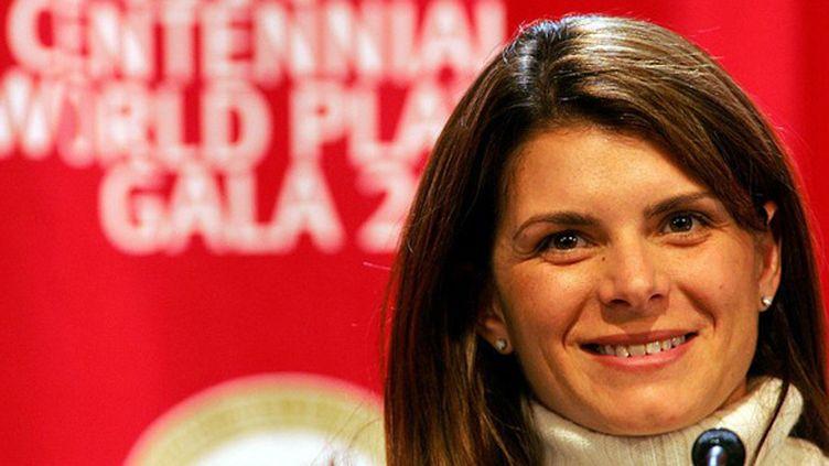 Mia Hamm (FRANCK FIFE / AFP)