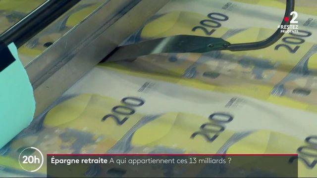 Épargne : 13 milliards d'euros dorment sur des comptes épargne retraite oubliés