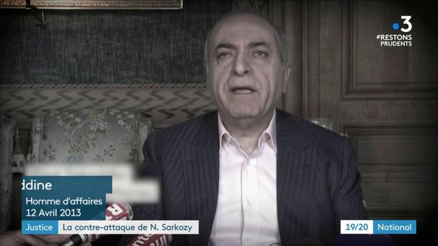 Financement libyen : la contre-attaque de Nicolas Sarkozy envers Ziad Takieddine