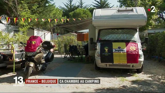 France-Belgique : ça chambre au camping