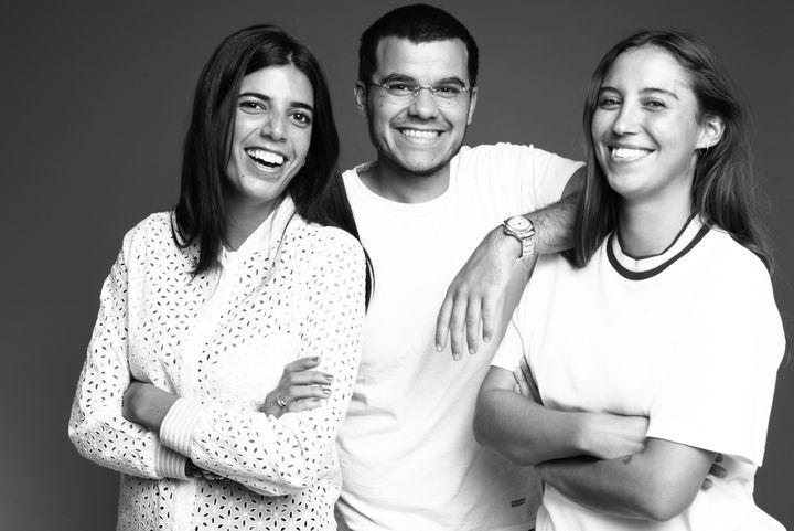 Les 3 créateurs de la marque JOUR/NE  (JOUR/NE)