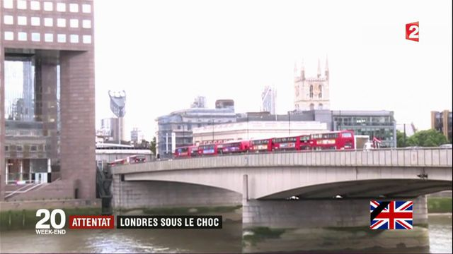Attentat de Londres : le dernier bilan