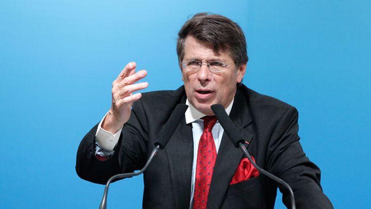 (Philippe Chalmin, président de l'observatoire des prix et des marges de l'agroalimentaire © Maxppp)