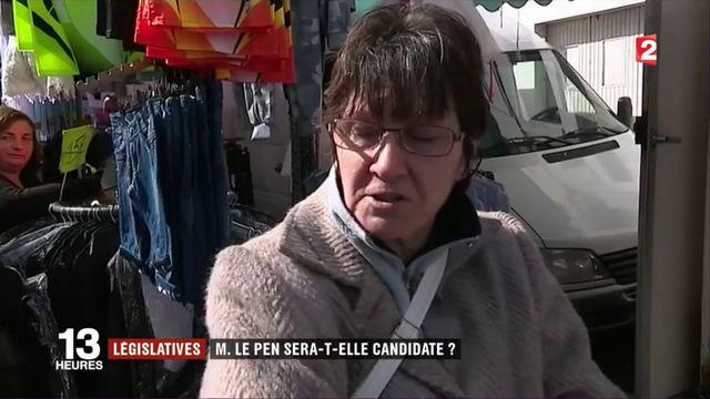Législatives : Marine Le Pen sera-t-elle candidate?