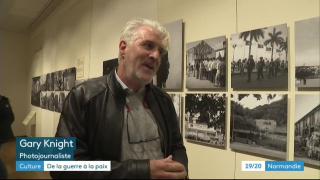 Prix Bayeux : Expo paix