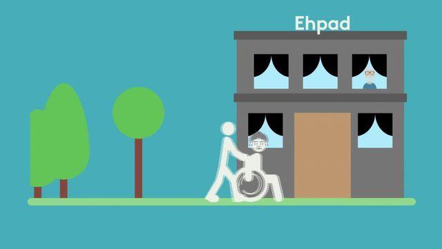 La moitié des résidents en Ehpad doit débourser une somme supérieure à ses revenus