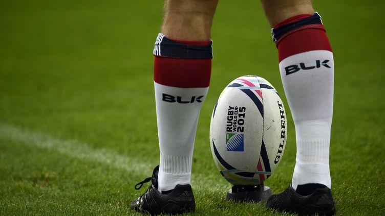 D'anciens professionnels se retournent contre World Rugby. (LIONEL BONAVENTURE / AFP)