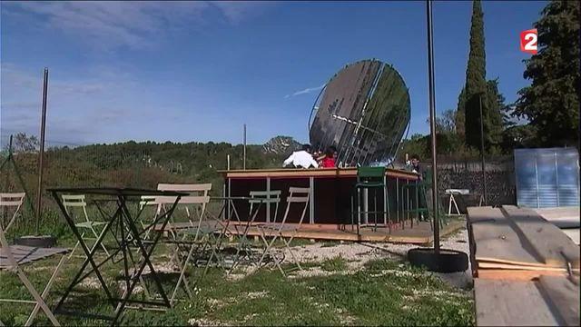 J'innove : la restauration solaire de Pierre-André Aubert