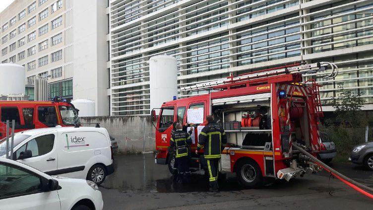 La fac de médecine de Clermont-Ferrand le 22 septembre 2016 (Radio France - Olivier Vidal)