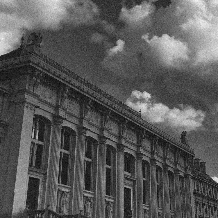 Le Palais de justicede Paris, oùs'est ouvert mercredi 8 septembre 2021 le procès des attentats du 13-Novembre. (DAVID FRITZ-GOEPPINGER POUR FRANCEINFO)