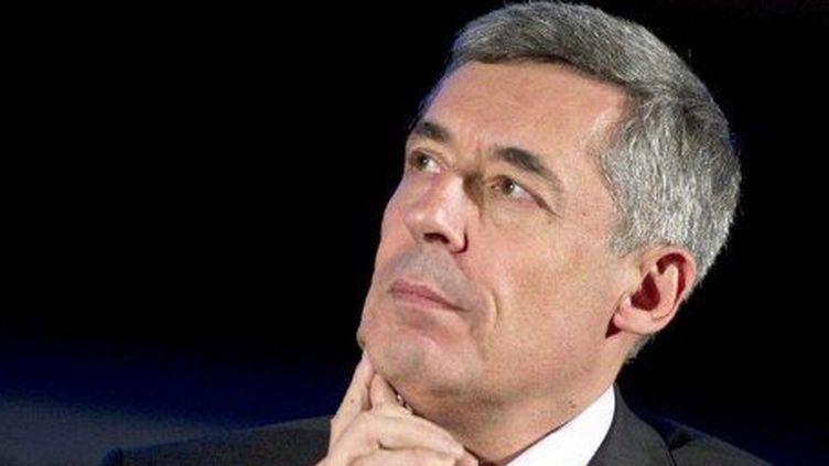 Henri Guaino, conseiller spécial de Nicolas Sarkozy (AFP)