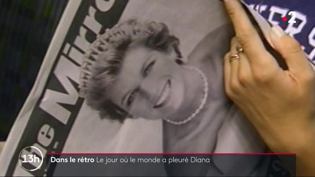 31 août 1997 : le jour où le monde a pleuré Diana