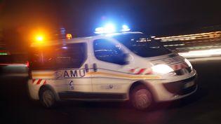 Un jeune homme a été mortellement blessé par balles dans la soirée du vendredi 22 septembre à Paris, lors d'une bagarre entre plusieurs individus. (LOIC VENANCE / AFP)