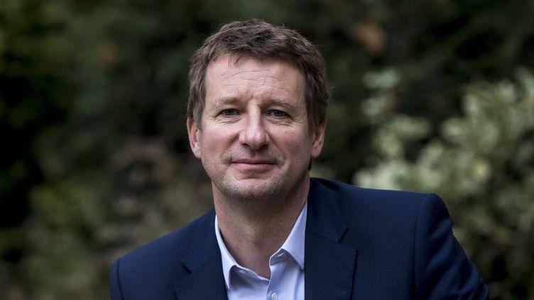 Le candidat EELV à la présidentielle, Yannick Jadot, le 9 novembre 2016 à Paris. (MAXPPP)