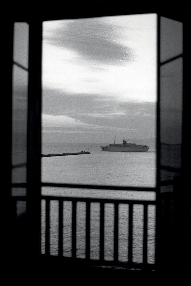 Bernard Plossu, Marseille, 1975, collection de l'artiste  (Bernard Plossu )