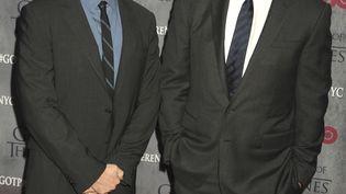 Dan Weiss et David Benioff (DENNIS VAN TINE/GEISLER-FOTOPRES / GEISLER-FOTOPRESS)