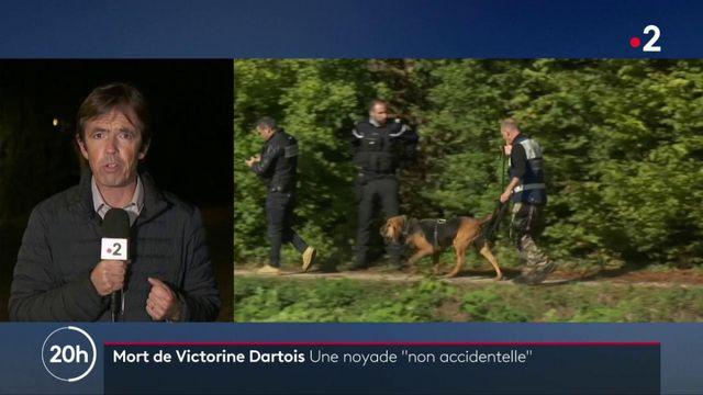 """Décès de Victorine Dartois : l'autopsie révèle une """"noyade avec l'intervention d'un tiers"""""""