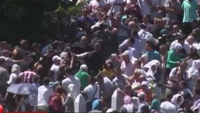 Srebrenica : des commémorations sous tension