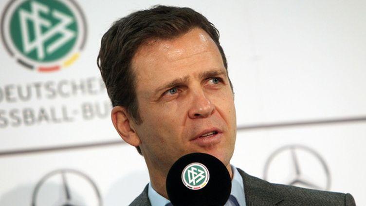 Oliver Bierhoff (DANIEL ROLAND / AFP)