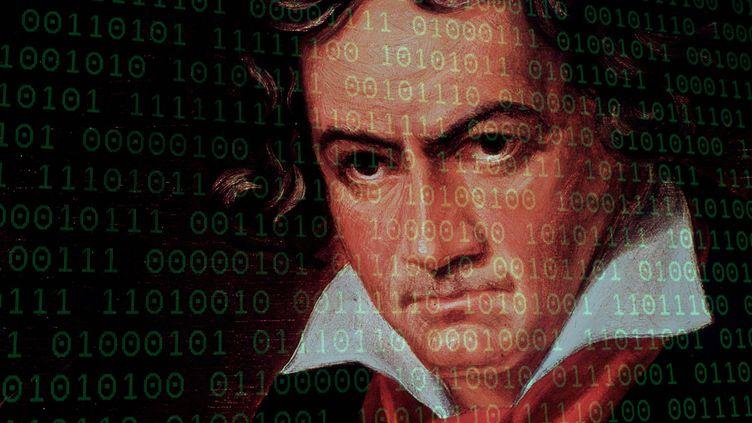 Portrait de Ludwig Von Beethoven (LEEMAGE)