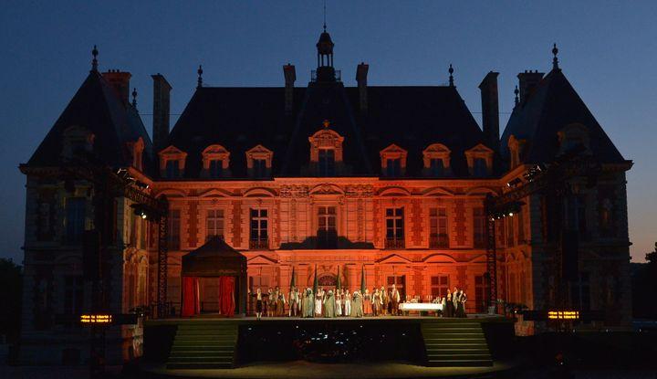 Opéra en Plein Air 2014 : le Don Giovanni donné au Domaine de Sceaux